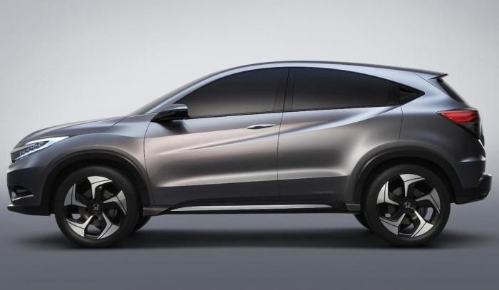 Самым компактным кроссовером, который имеет марку Honda получает индекс CR-U