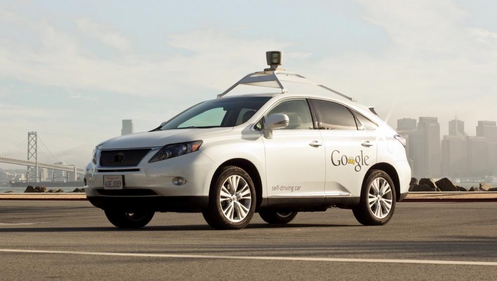 Беспилотный автомобиль от Google готов к городским дорогам