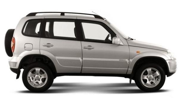 Новый бренд компании Техинком-Авто - Chevrolet Niva