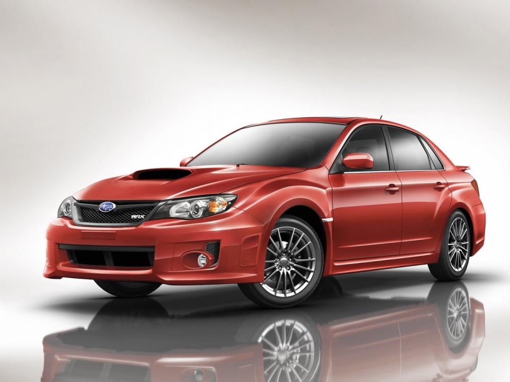 Российские цены на Subaru WRX