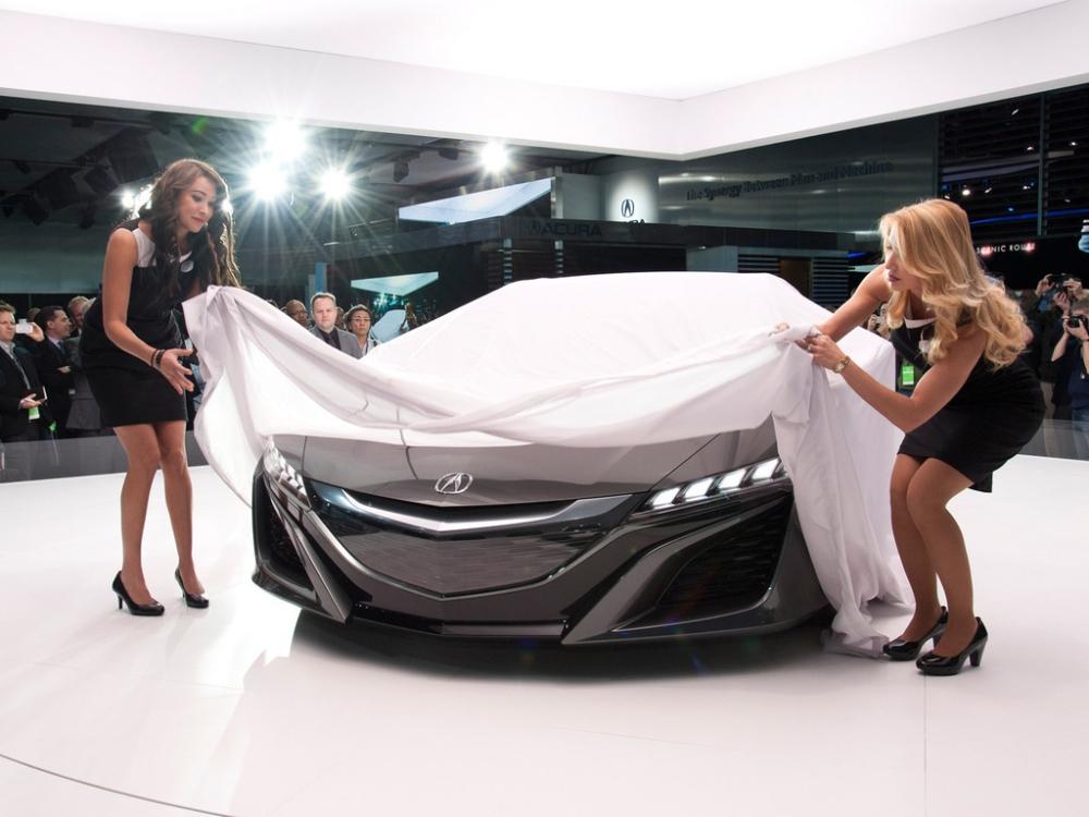 Acura MDX стала дороже
