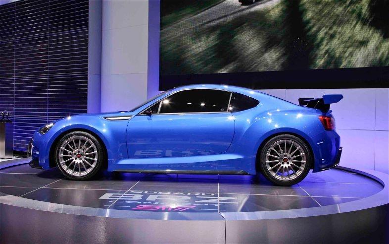 Subaru SVX появится снова