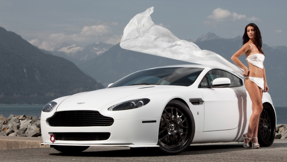 Aston Martin готовит пятерку новинок