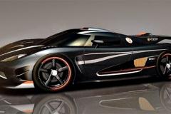 Koenigsegg One 1 произвел фурор в Женеве