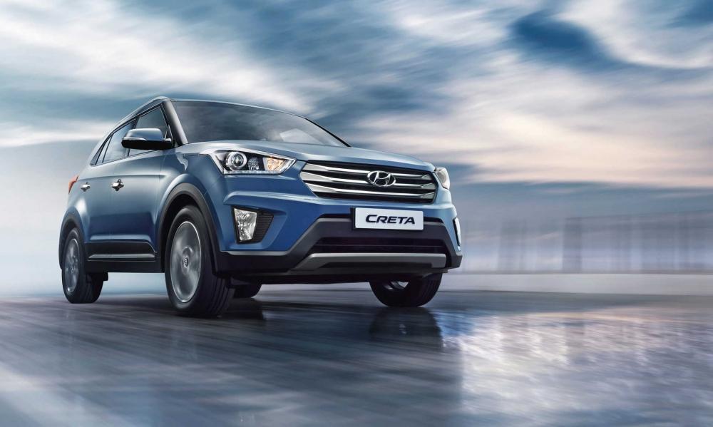 Новая Hyundai Creta