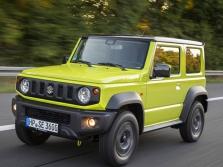 Ажиотажный спрос на Suzuki Jimny