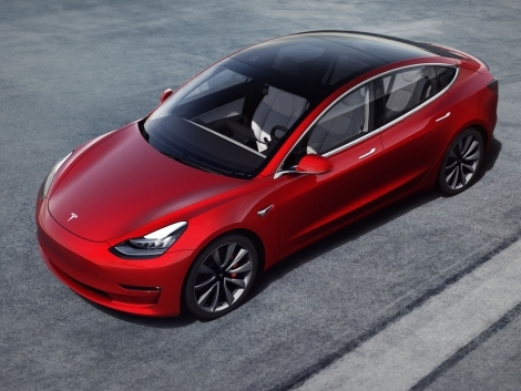 Model 3 построят в Китае