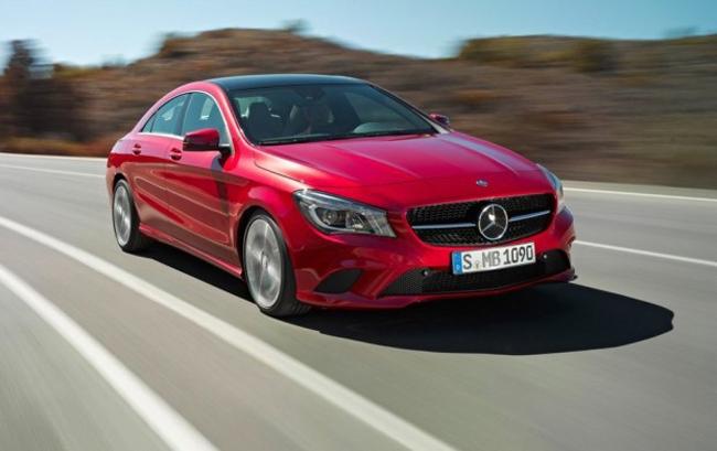 Россияне получат Mercedes-Benz CLA весной 2014 года