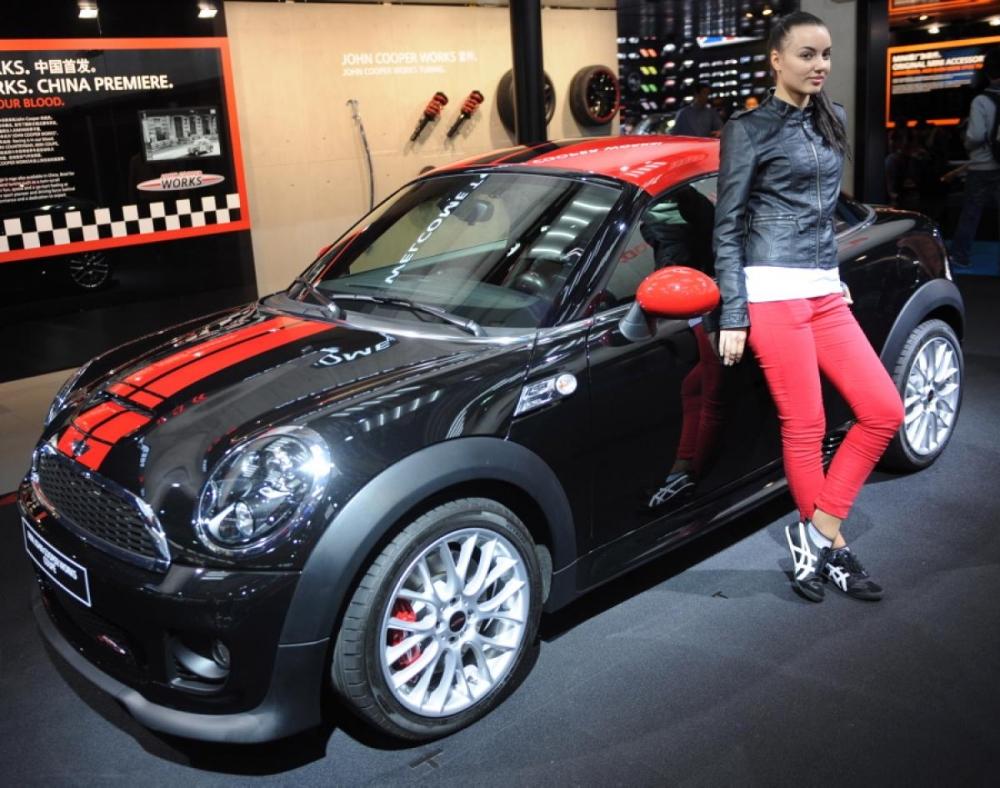 Российские цены пятидверного MINI Cooper
