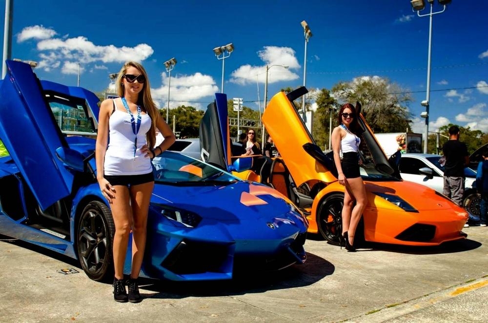Lamborghini готовит новую версию Huracan