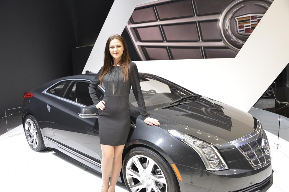 Cadillac расширяет модельный ряд