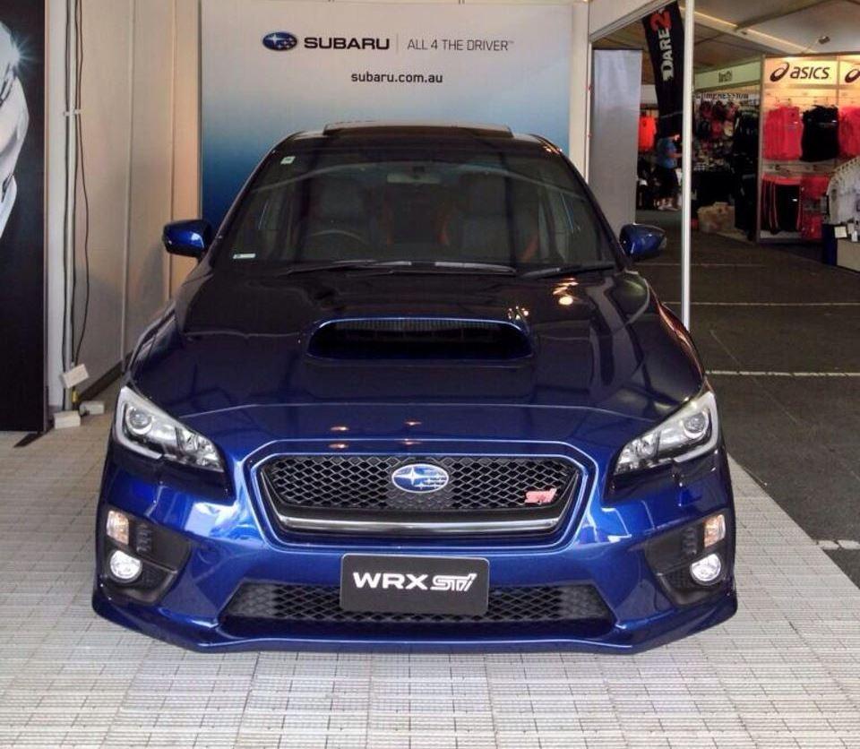 Subaru показала WRX S4