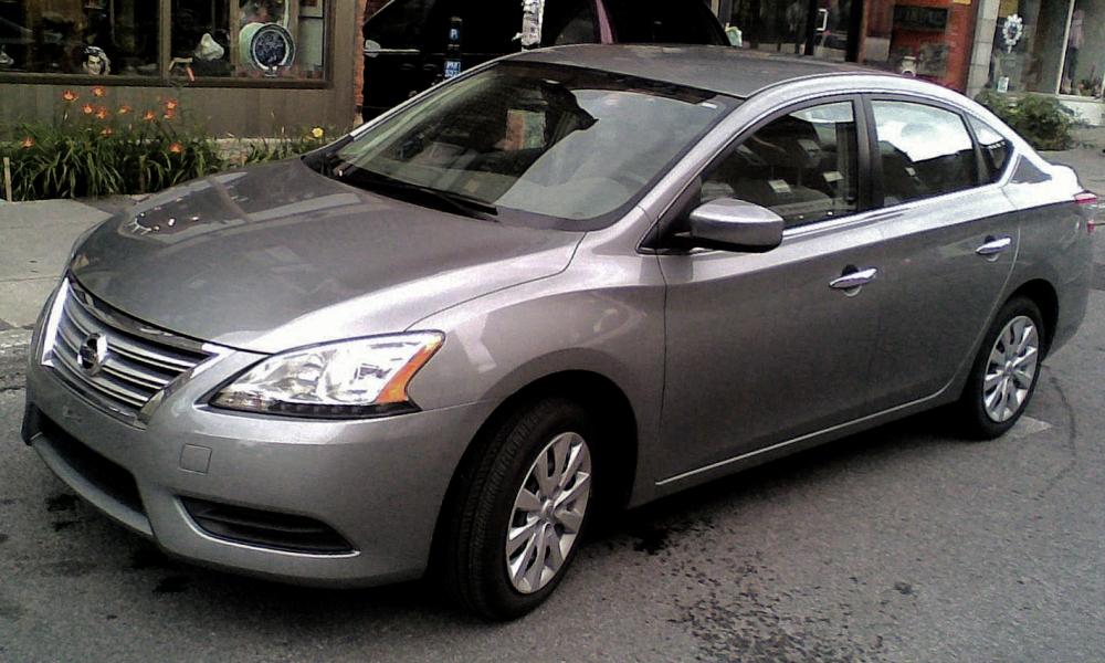 Nissan Sentra представлен официально