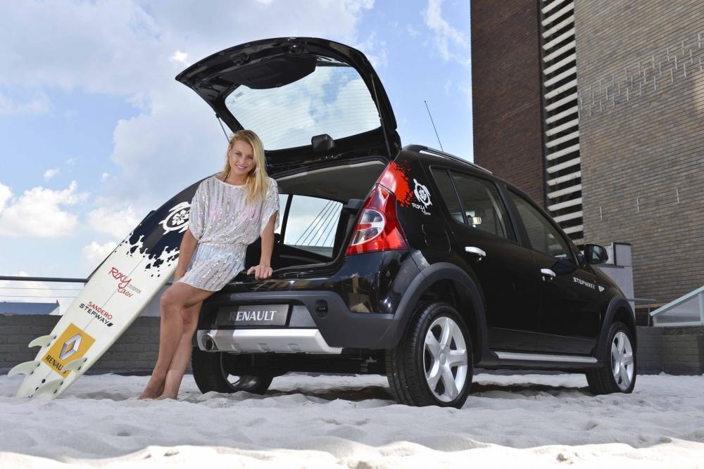 Отечественная премьера Renault Sandero