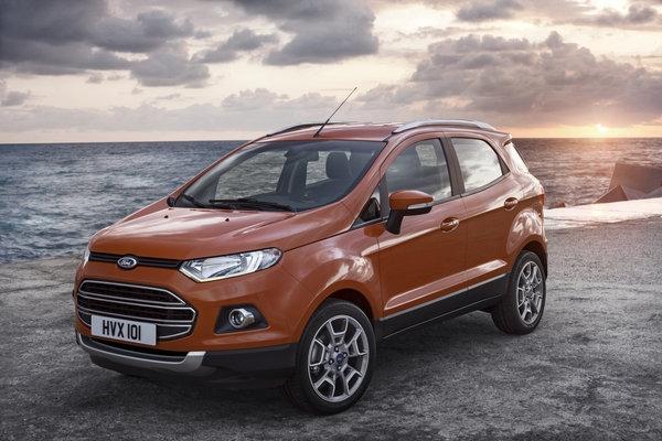 Цена Ford EcoSport больше не секрет