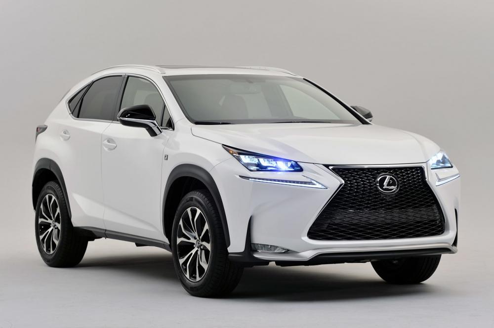 Рублевые цены для Lexus NX