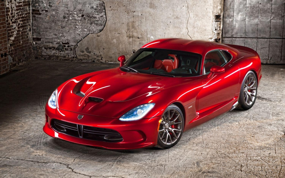 Dodge провел обновление SRT Viper