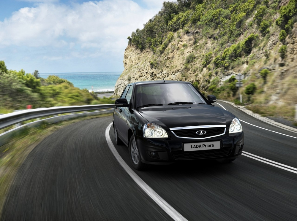 Lada Priora получит новый двигатель