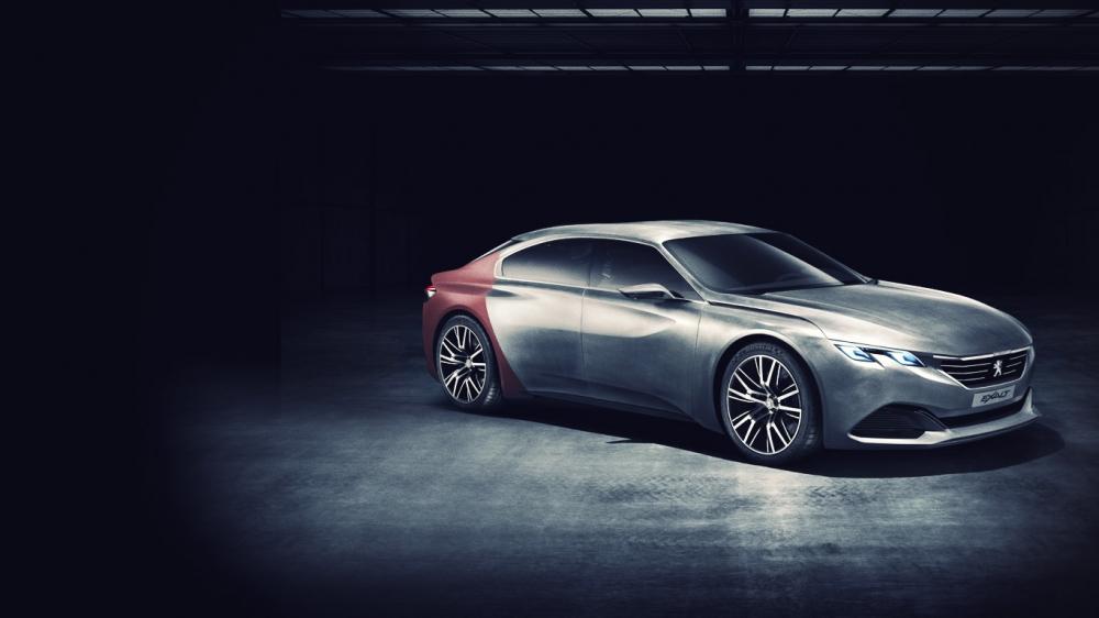 Peugeot Exalt покажут в Париже