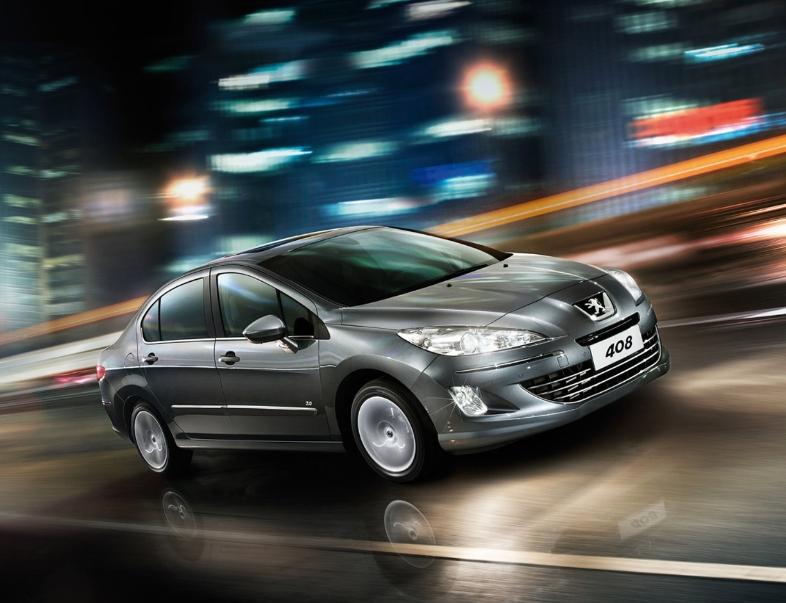 Peugeot 408 в России получил новую вариацию