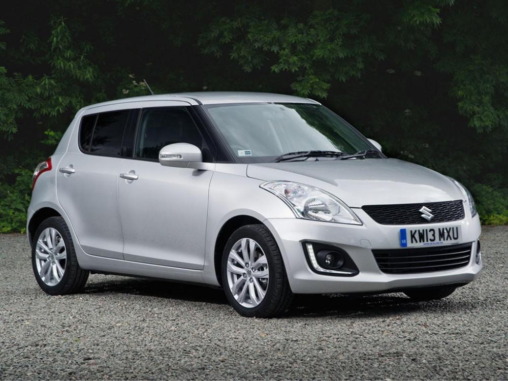 Новый двигатель для Suzuki Swift