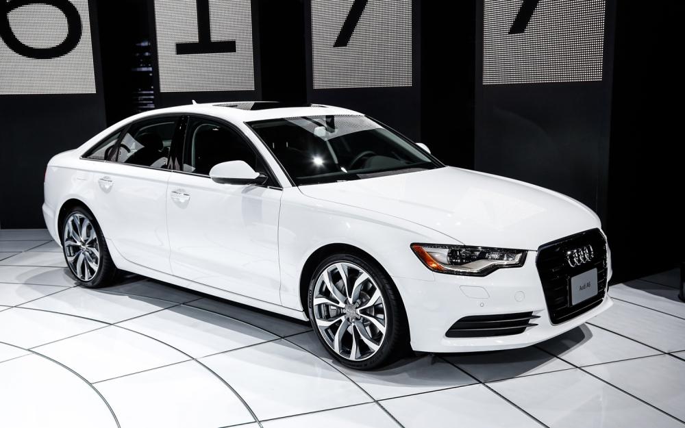 Audi A6 получила российские ценники