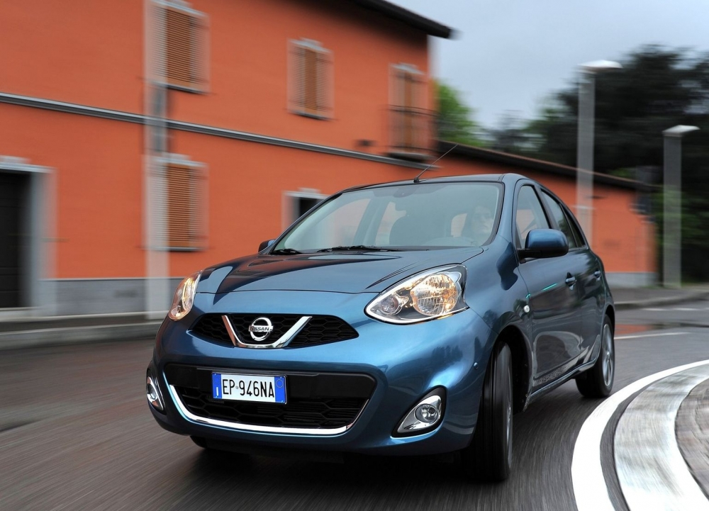 Следующее поколение Nissan Micra будут собирать во Франции