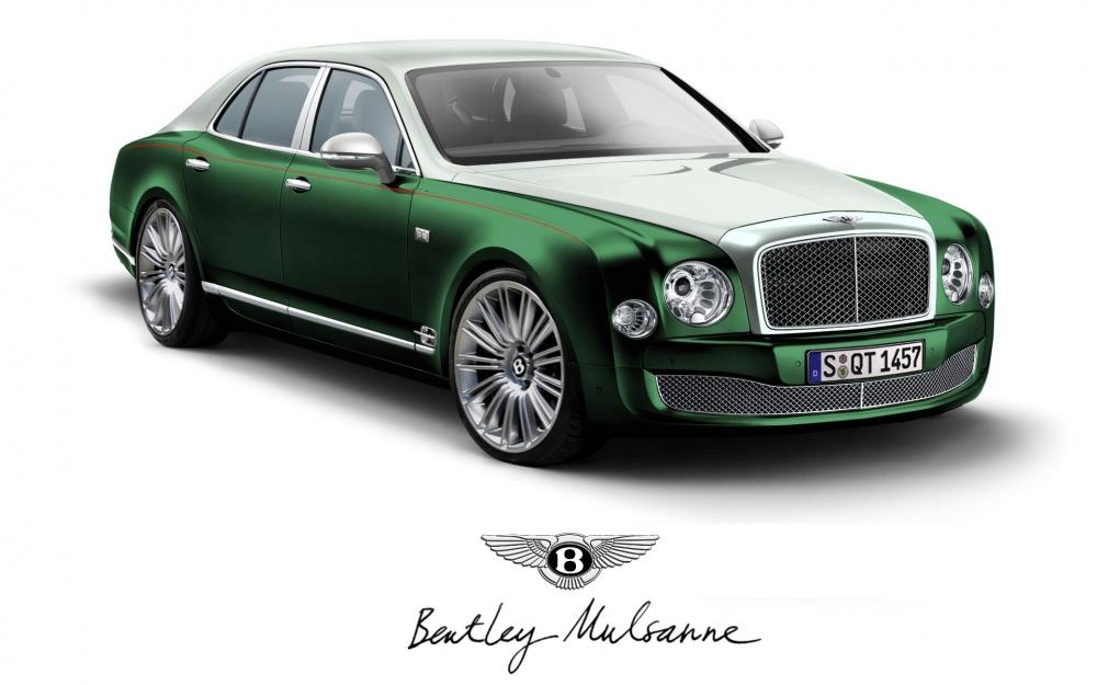 Bentley Mulsanne Speed представлен официально