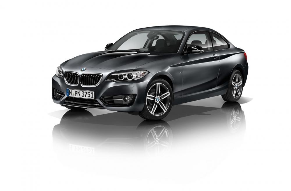 М-пакет для кабриолета BMW 2-Series