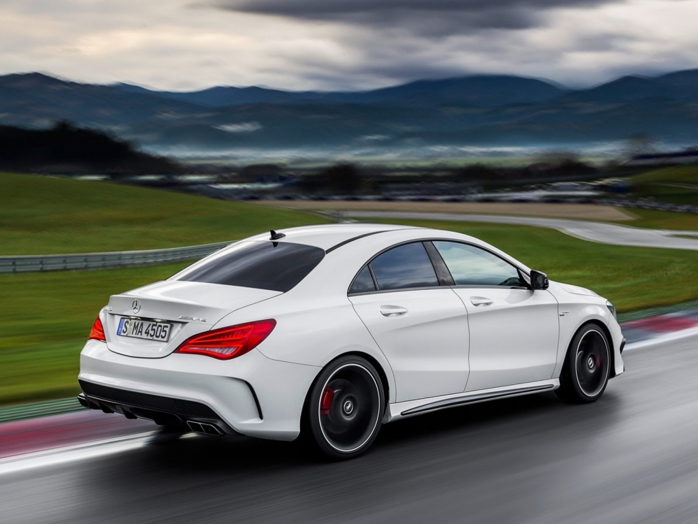 Mercedes CLA прошел обновление