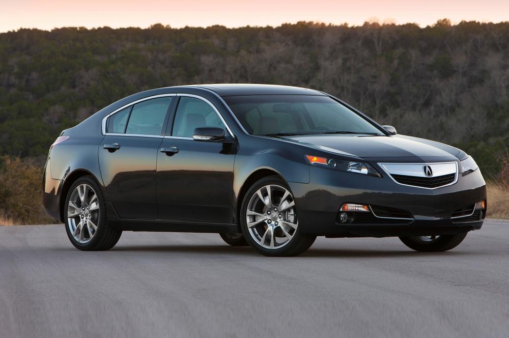 Acura TLX выходит на российский рынок