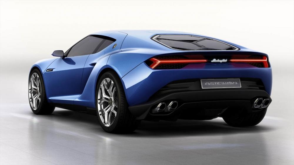 Представлен Lamborghini Asterion