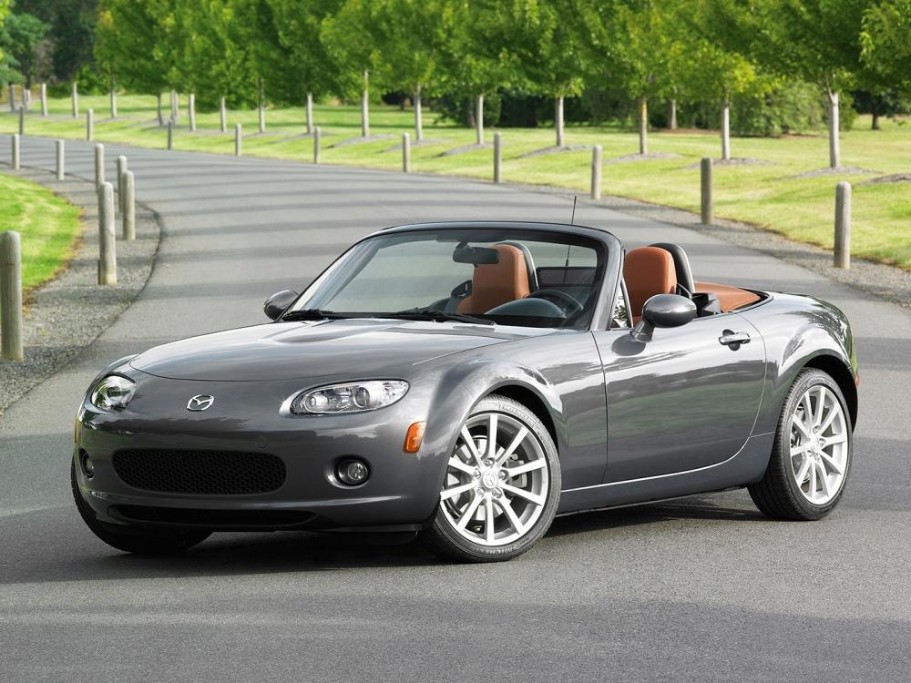 Mazda MX-5 в США будет мощнее