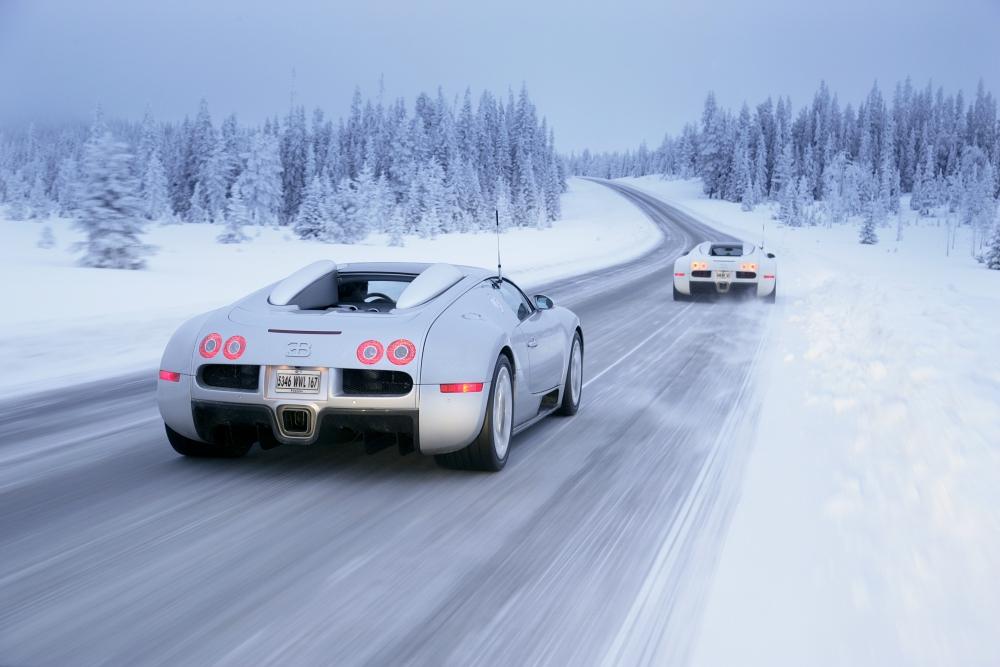 Зимние дороги останутся в снегу