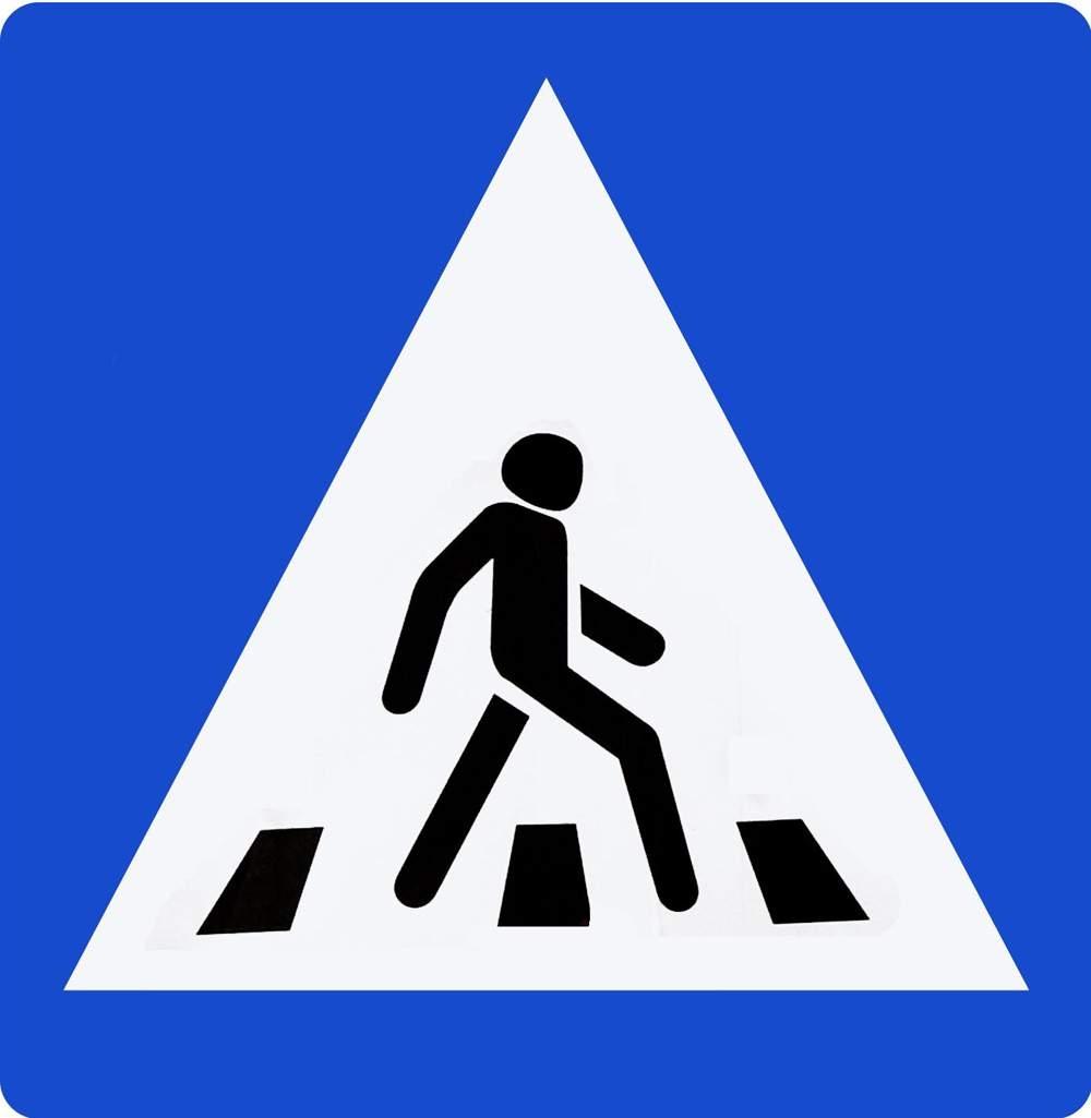 В России появился новый закон, защищающий пешеходов