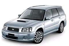 Две новинки Subaru