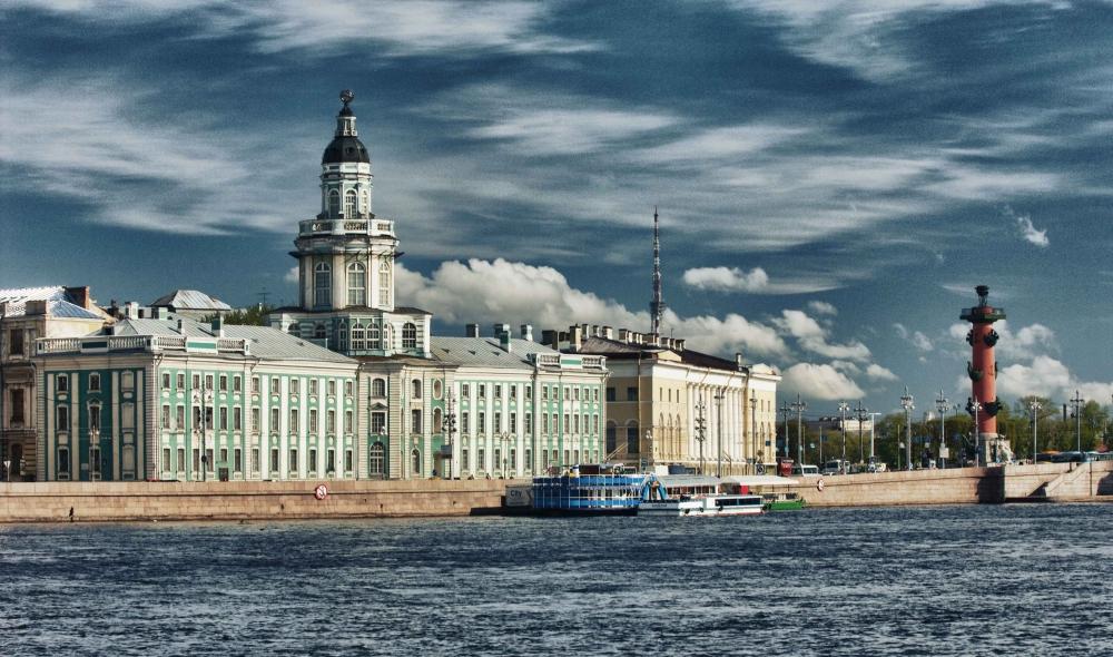 В Санкт-Петербурге обустраивают зону платной парковки
