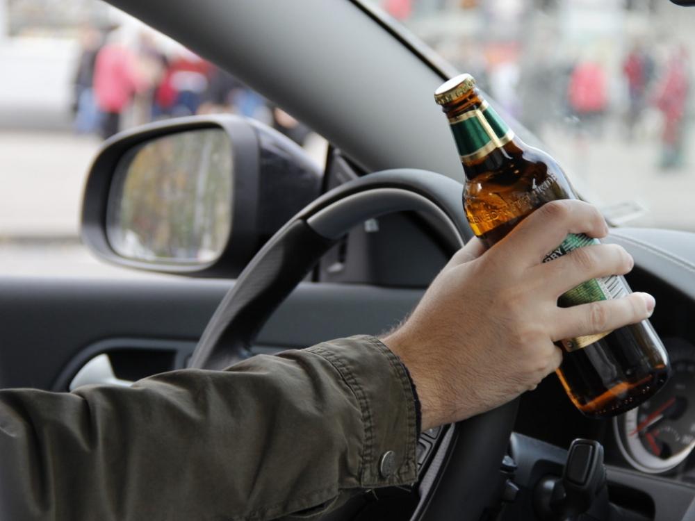 За «пьяную езду» - уголовное наказание