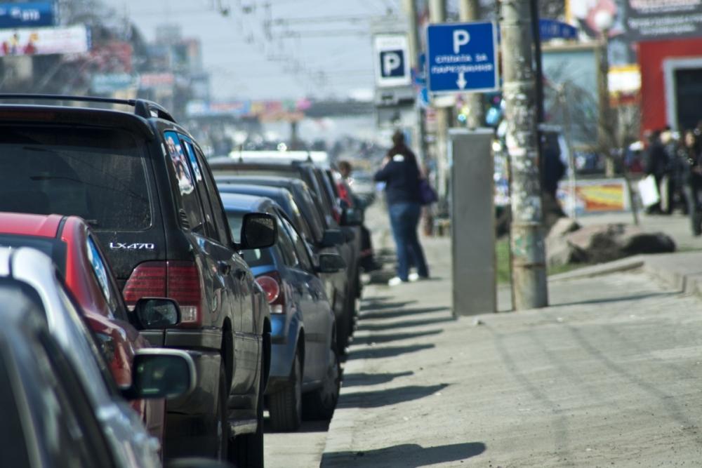 Число платных парковок в Москве увеличилось на две единицы