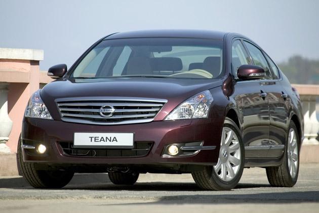 Решающее предложение на Nissan Teana в Автоцентре ОВОД