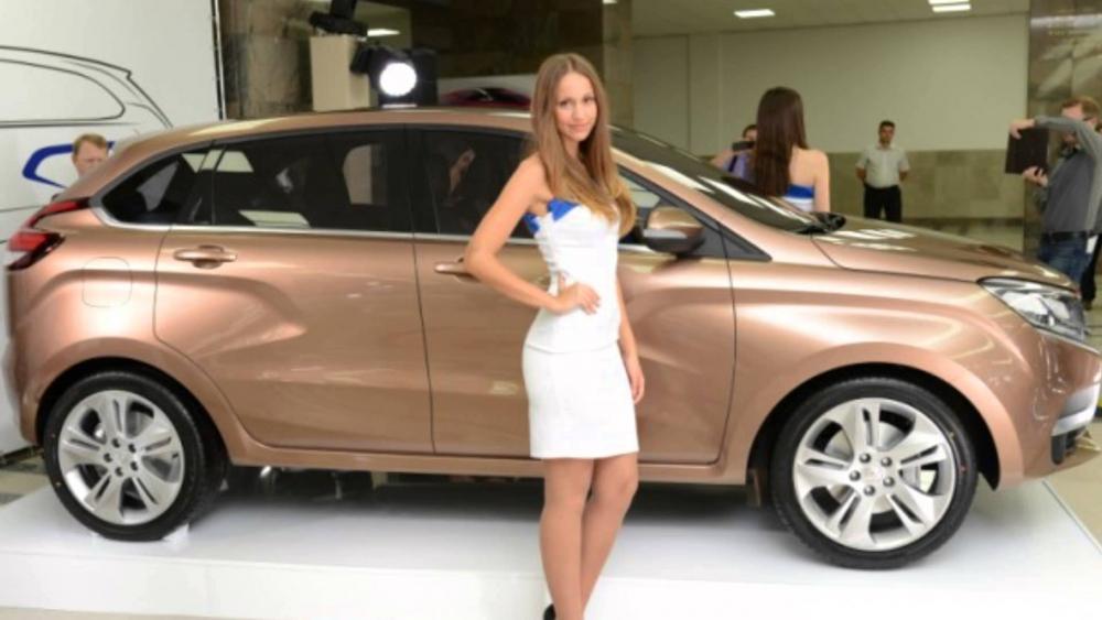 Названа точная дата запуска производства новой Lada Xray