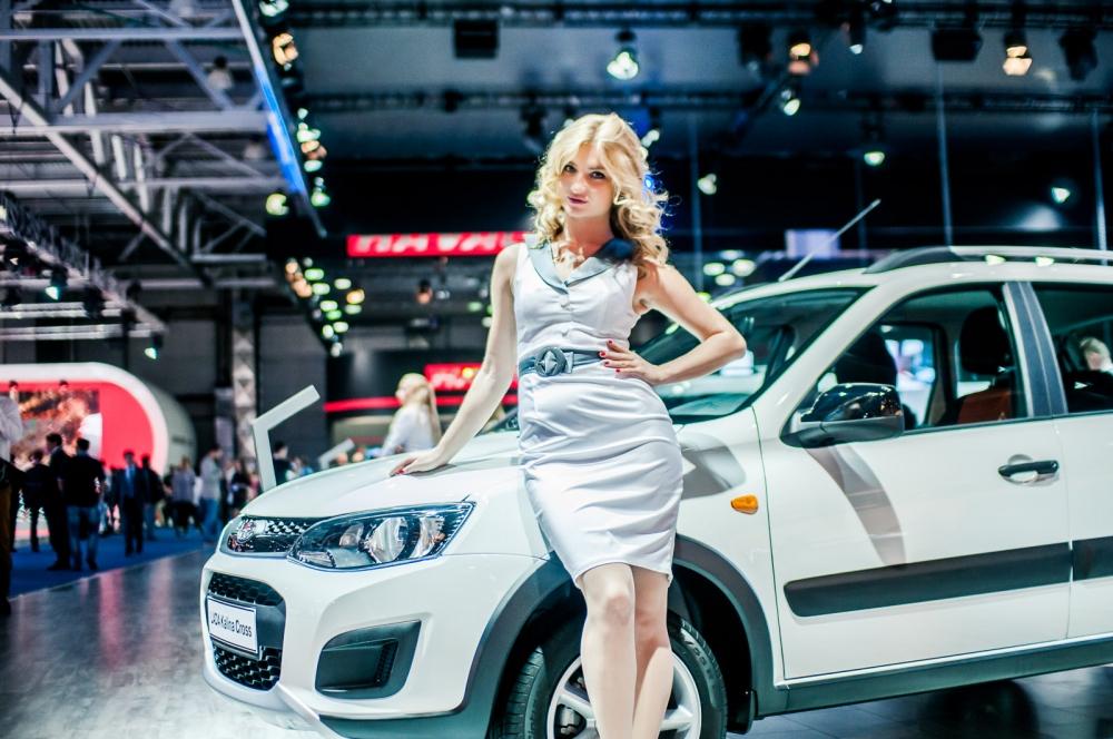 Дилеры Lada запустят продажи линейки Kalina с новеньким навигатором
