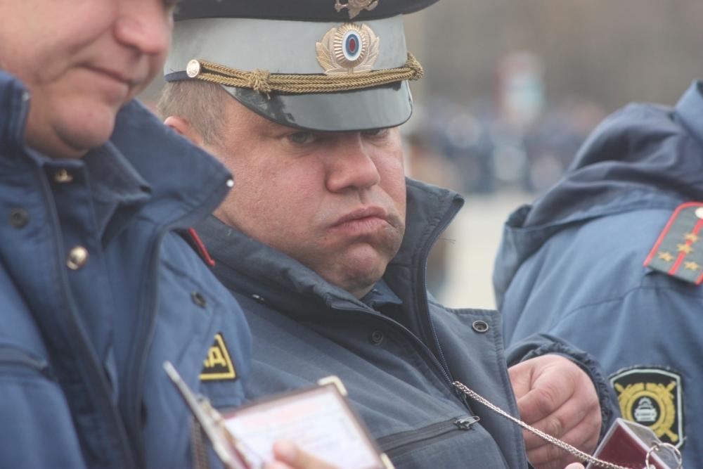 Почему в России сотрудники ГИБДД такие упитанные и что с этим делать