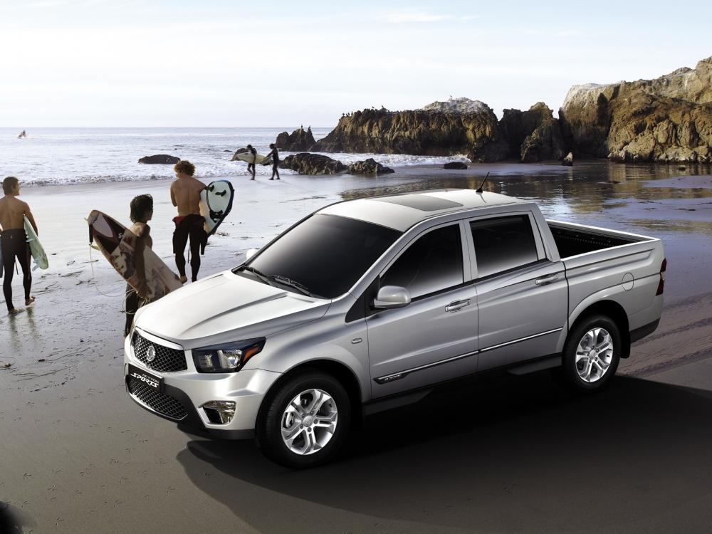 Стоимость автомобилей SsangYong упала на 200 000 руб