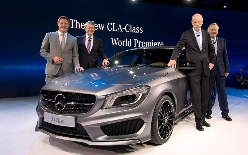 В России, возможно, появится автобренд Daimler