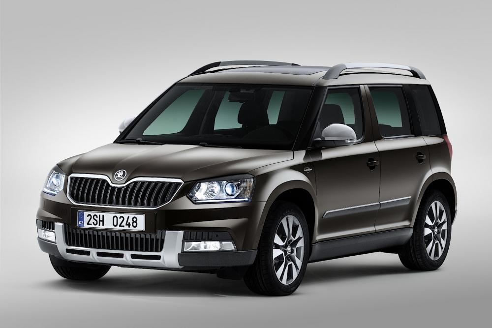 Чешская марка Skoda объявила о снижении цен на два вида авто в России