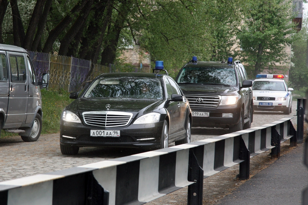 Количество машин в России со спецсигналами вырастет