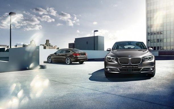 Обновление тестового парка. BMW