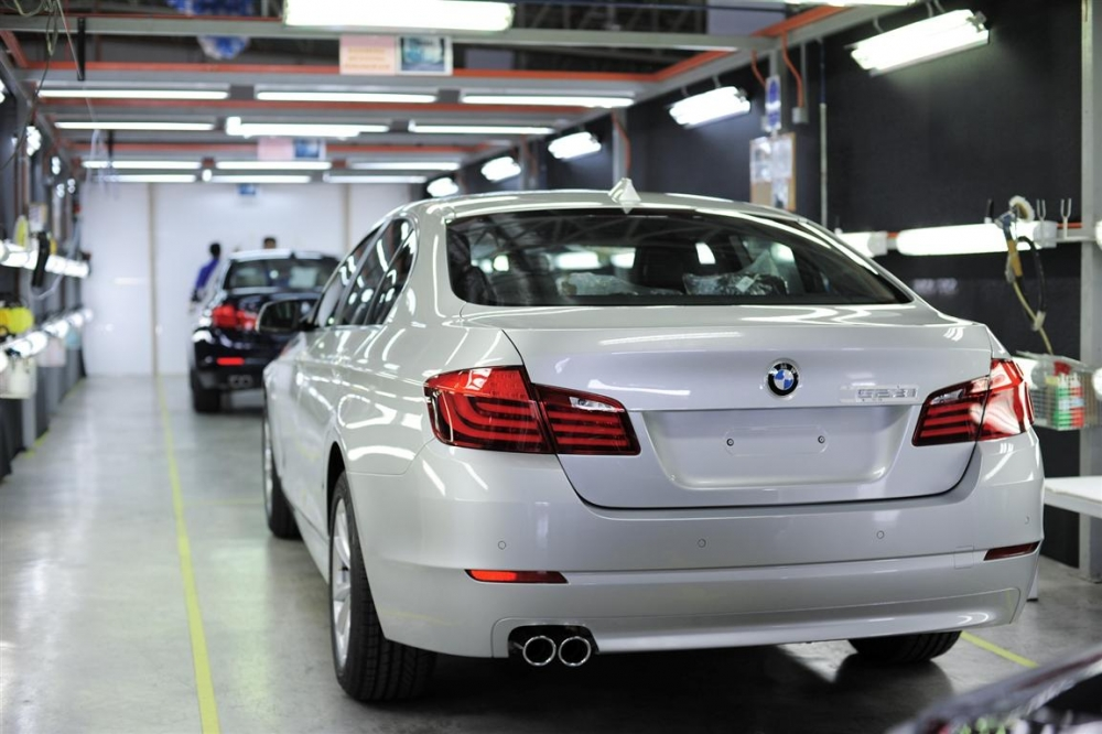 Жительница Чечни отсудила у BMW более 30 млн рублей