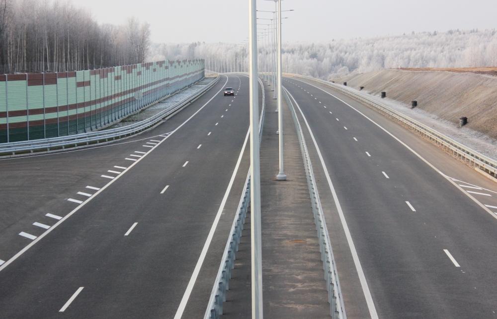 Трасса M11 платная с сегодняшнего дня